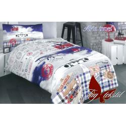 Подростковое постельное белье Avia travel TAG