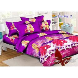Подростковое постельное белье Барби 2 TAG