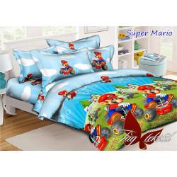 Подростковое постельное белье Супер Марио TAG