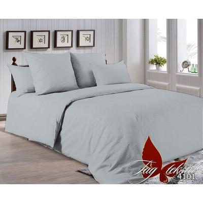 Однотонное постельное белье P-4101 Поплин TAG