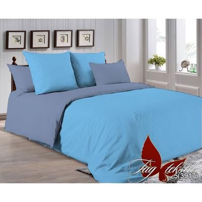 Однотонное постельное белье P-4225(3917) Поплин TAG