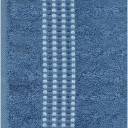 Полотенце махровое Goroh Синее TAG