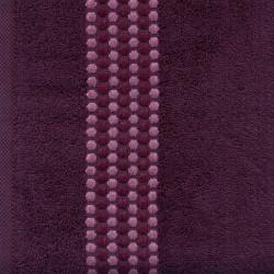 Полотенце махровое Goroh Фиолетовое TAG