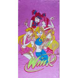 Полотенце пляжное Winx TAG