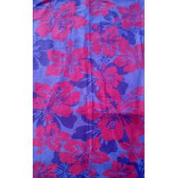 Полотенце пляжное Flowers TAG