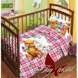 Детское постельное белье Детство Поплин TAG