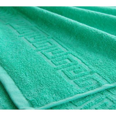 Полотенце махровое Turquoise TAG