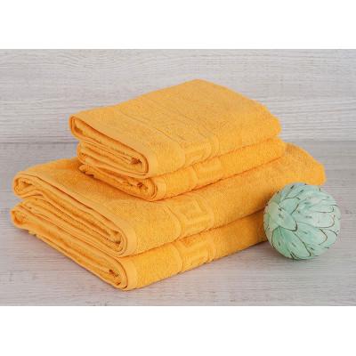 Полотенце махровое Yellow TAG
