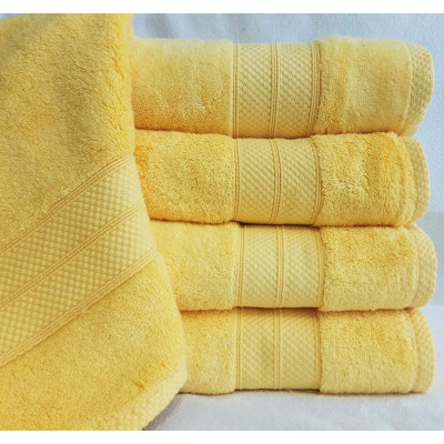 Полотенце микрокоттон Yellow TAG