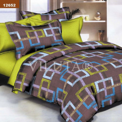 Комплект постельного белья 12652 Платинум ВИЛЮТА