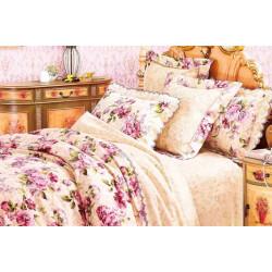 Комплект постельного белья Романтика Платинум ВИЛЮТА