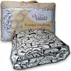 Одеяло шерстяное стеганное Микрофибра ВИЛЮТА