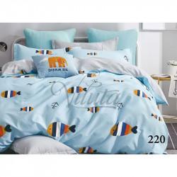 Детское постельное белье 220 Твил Сатин ВИЛЮТА