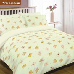 Детское постельное белье 7618 Ранфорс ВИЛЮТА