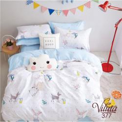 Детское постельное белье 377 Сатин Твил ВИЛЮТА