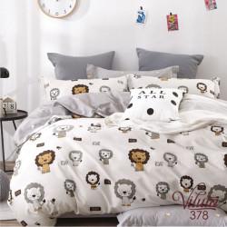 Детское постельное белье 378 Сатин Твил ВИЛЮТА