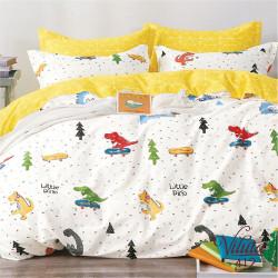 Детское постельное белье 412 Сатин Твил ВИЛЮТА