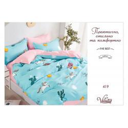 Детское постельное белье 419 Сатин Твил ВИЛЮТА