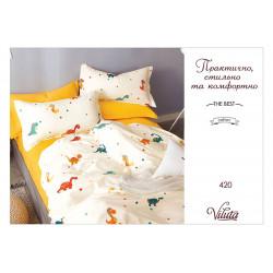 Детское постельное белье 420 Сатин Твил ВИЛЮТА