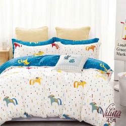 Детское постельное белье 454 Сатин ВИЛЮТА
