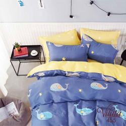 Детское постельное белье 455 Сатин ВИЛЮТА