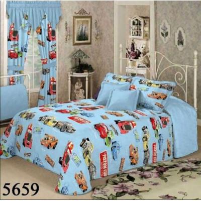 Подростковое постельное белье 5659 Ранфорс ВИЛЮТА