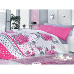 Комплект постельного белья 7637-01 Zambak