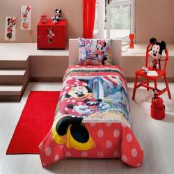 Покрывало с наволочкой Disney Minnie Tea Time TAC