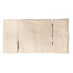Набор махровых полотенец For You кремовый Gold Soft Life