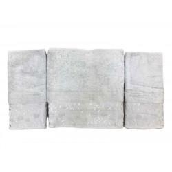 Набор махровых полотенец For You ментоловый Gold Soft Life
