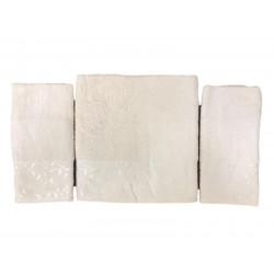 Набор махровых полотенец For You персиковый Gold Soft Life