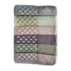 Набор махровых полотенец Bamboo Dama Miss Cotton