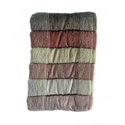 Набор махровых полотенец хлопок Bahar Miss Cotton