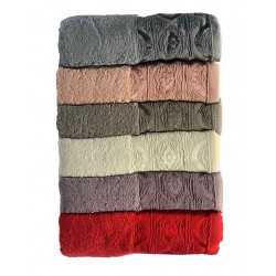 Набор махровых полотенец хлопок Domino Miss Cotton