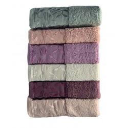 Набор махровых полотенец хлопок For You Miss Cotton