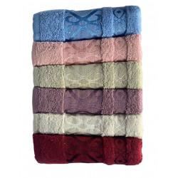 Набор махровых полотенец хлопок Gometri Miss Cotton