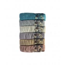 Набор махровых полотенец хлопок Gravel Miss Cotton