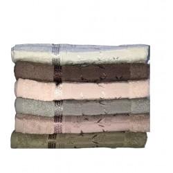 Набор махровых полотенец хлопок Manolya Miss Cotton