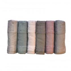 Набор махровых полотенец Bamboo Flowers Sikel