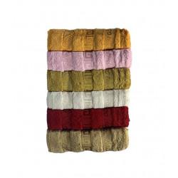 Набор махровых полотенец Bamboo Naturel Sikel