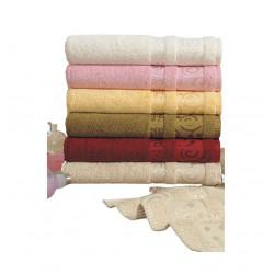 Набор махровых полотенец Bamboo Organik Sikel