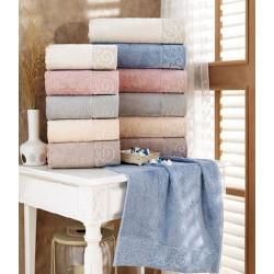 Набор махровых полотенец Bamboo Sonil Sikel