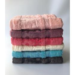 Набор махровых полотенец Cotton Elfida Sikel
