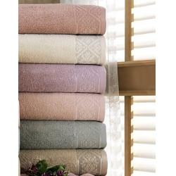 Набор махровых полотенец Cotton Sonil Sikel