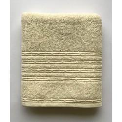 Полотенеце махровое Cotton Deniz кремовый Gold Soft Life