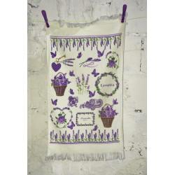 Кухонное полотенце Lavender Festive MELIH