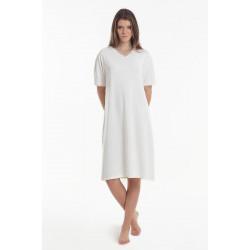 Ночная рубашка Y2019AW0113 белая Yoors Star