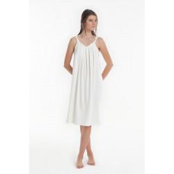 Ночная рубашка Y2019AW0123 белая Yoors Star