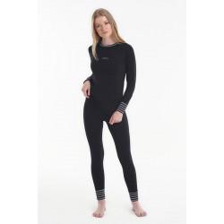 Женская пижама Y2019AW0058 черная Yoors Star