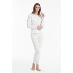 Женская пижама Y2019AW0081 белый Yoors Star